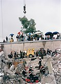 1999 Athens earthquake relief by IDF (11047320333).jpg