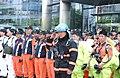 2005년 5월 12일 서울특별시 강남구 코엑스 재난대비 긴급구조 종합훈련 DSC 0078.JPG