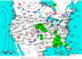 2005-06-11 Surface Weather Map NOAA.png