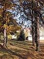 20051030150DR Kleincarsdorf (Kreischa) Rittergut Herrenhaus Park.jpg