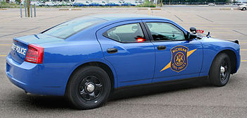 2006 Michigan State Police Dodge Charger