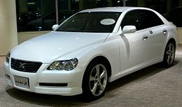 2006 Toyota Mark-X 01.jpg