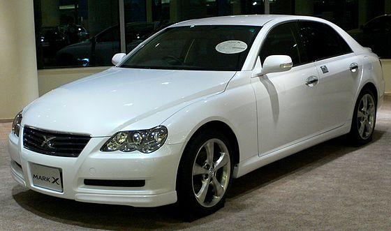 Технические характеристики Toyota / Тойота