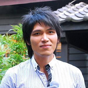 Aska Yang - The Magic School spokesman