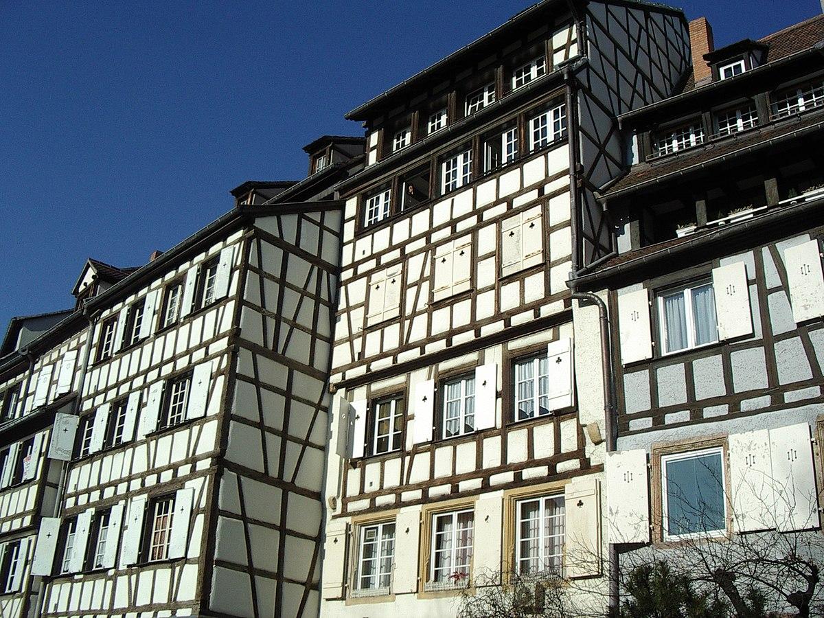 Modelli Di Case Da Costruire casa a graticcio - wikipedia
