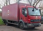 2009 DAF LF 45.140 Royal Mail Lorry.jpg