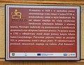 2012 Powiat cieszyński, Strumień, Ratusz, Tablica informacyjna.jpg