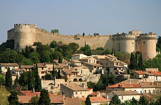 Villeneuve-lès-Avignon Commune in Occitanie, France