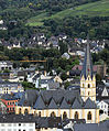 20130816 St. Laurentius Kirche Ahrweiler view from above.jpg