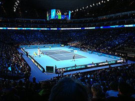 2013 ATP World Tour Finals Berdych vs Ferrer.jpg