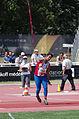 2013 IPC Athletics World Championships - 26072013 - Dorian Machado of Venezuela during the Men's Javelin throw - F12-13.jpg