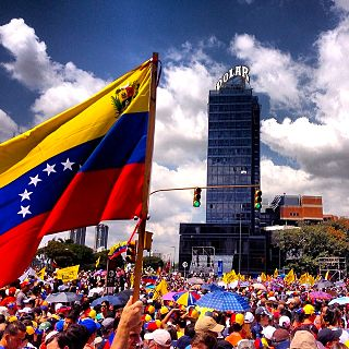 Venezuelan protests (2014–present) series of protests in Venezuela beginning in 2014