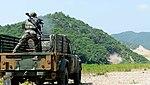 2015.7.13.해병대 1사단 - 공용화기사격 13th, July, 2015, ROK 1st Marine Div.-Firing Crew Served Weapon (19763683625).jpg