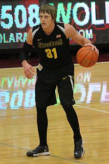 Ron baker basketball wikipedia baker as a redshirt freshman for the 201213 wichita state shockers left and 4th year junior for the 201415 team right ccuart Choice Image