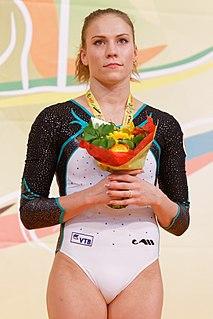Ksenia Afanasyeva gymnast