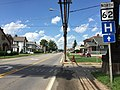 2017-07-24 14 45 21 View north along West Virginia State Route 62 (Viand Street) between 6th Street and 8th Street in Point Pleasant, Mason County, West Virginia.jpg