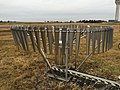 2017-12-23 10 48 39 All-Weather Precipitation Accumulation Gauge (AWPAG) on the Automated Surface Observing System (ASOS) at Washington Dulles International Airport in Chantilly, Fairfax County, Virginia.jpg