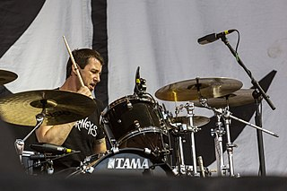 Dean Butterworth British musician