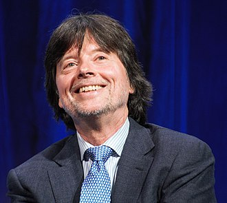 Ken Burns - Burns in 2018
