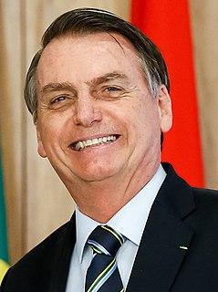 Jair Bolsonaro 38th President of Brazil