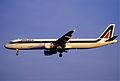 202ag - Alitalia Airbus A321-112, I-BIXJ@LHR,18.01.2003 - Flickr - Aero Icarus.jpg
