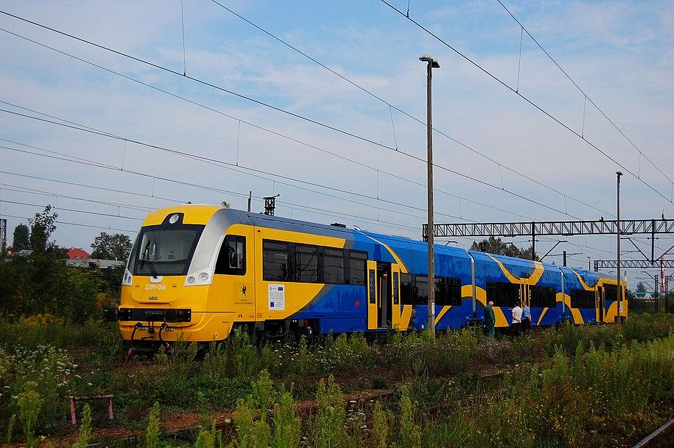 221M-01 in Gliwice