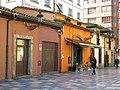 226 Plaza del Carbayo (Sabugo, Avilés), cases de la banda sud.jpg