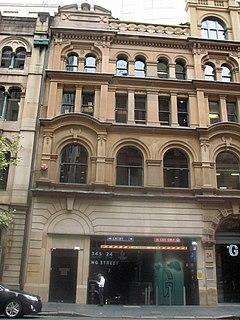 22 York Street, Sydney Heritage building in Sydney, New South Wales, Australia
