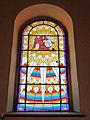 230313 Stained-glass windows in Saint Louis church in Joniec - 06.jpg