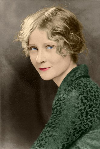 """Peg Entwistle - Peg Entwistle photo from """"Just to Remind You"""" theatrical production."""