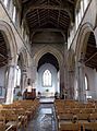 29 Aslackby St James, interior - Nave and Chancel from west.jpg