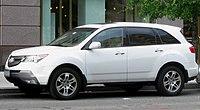 Acura MDX thumbnail