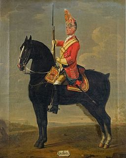 Horse Grenadier Guards