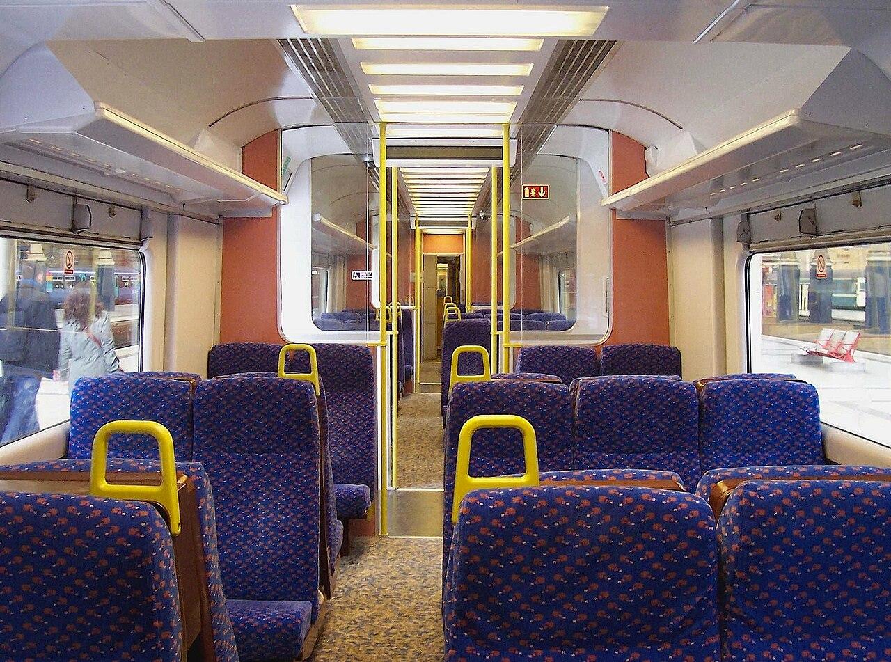 ニューヨーク市地下鉄R62電車