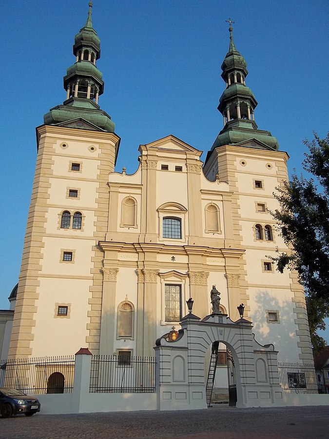 Cathedral Basilica of the Assumption of the Blessed Virgin Mary, Łowicz