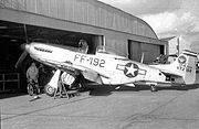 3595th Pilot Training Wing - North American P-51D-20-NA Mustang 44-72192