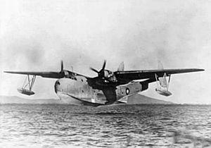 No. 40 Squadron RAAF - Martin Mariner of No. 40 Squadron