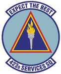 423 Services Sq emblem.png
