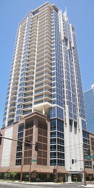 44 Monroe - 44 Monroe is Phoenix's fourth-tallest building.