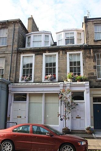 William Fettes Pitcairn - 4 Forth Street, Edinburgh