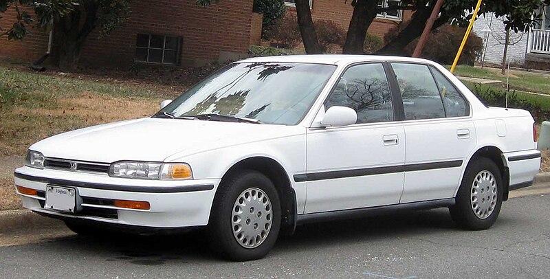 Px Th Honda Accord Sedan on 1996 Chevy Lumina