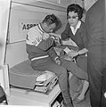 51ste Tour de France 1964, een gewonde en huilende Cees Haast, Bestanddeelnr 916-5744.jpg