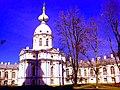 5389.3. St. Petersburg. Smolny monastery (2).jpg