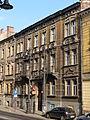 617184 Kraków Piłsudskiego 9 kamienica 1.JPG