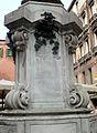 6534 - Venezia - Pellegrino Orefice (1844-1903), Piedistallo monumento al Goldoni (1883) - Foto Giovanni Dall'Orto 8-Aug-2007.jpg