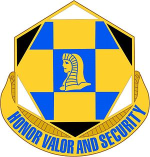 66th Military Intelligence Brigade - Image: 66 MI Bde DUI