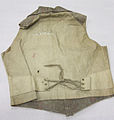 67-332-A Waistcoat, Admiral Lord Nelson, Reverse (5435744385).jpg