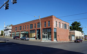 Sixth and Forest Historic District - Image: 6th & Forest Ave Des Moines IA