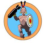 726 Bombardment Sq emblem.png