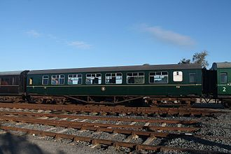 UTA 70 Class - 728 At Downpatrick.